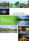 Vietnam Impressive Travel Brochures on the Southeast Asia